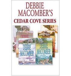 Debbie Macomber Cedar Cove Series | Debbie Macomber's Cedar Cove Series (eBook) By (author) Debbie ...