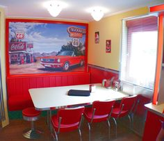 amerikanische theken bars im american style der 50er jahre k che pinterest theken 50er. Black Bedroom Furniture Sets. Home Design Ideas