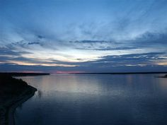"Del Rio, TX: ""Sunset Over Lake Amistad""  https://www.facebook.com/delriochamber"