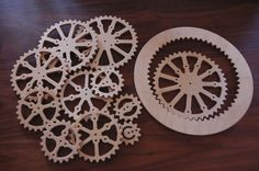 Picture of CNC Spirograph