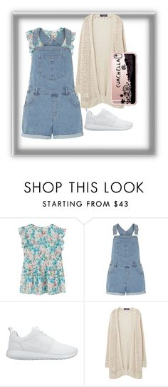 """""""i would wear this so hard"""" by devin-10 ❤ liked on Polyvore featuring MANGO, Dorothy Perkins, NIKE, Violeta by Mango and Casetify"""