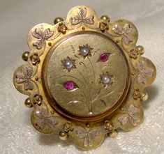 9d73d7b699e84 650 Best Brooch the Subject images in 2019 | Brooch, Green, gold ...