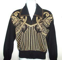 Vintage St John knit jacket http://cgi.ebay.com/ws/eBayISAPI.dll?ViewItem=300951408275