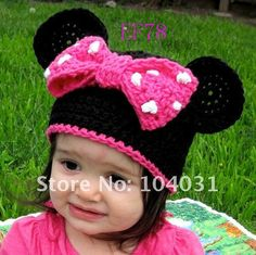 Miss Mouse Hat