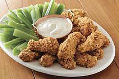 Wisconsin Wings recipe