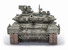 Constructive Comments Discussion Group: T-90 1/35