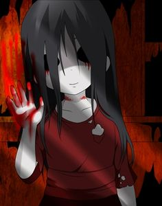 Corpse Party sachiko fanart -