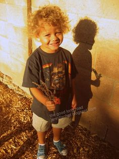 The Good Long Road: Sensory Play & Experiential Art From Nature AKA Lavender is for Boys Too
