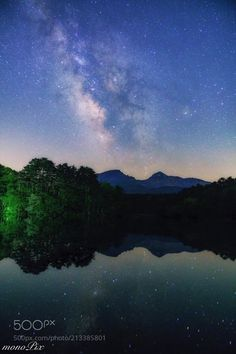 Milky way up from Mt.Bandai  GoshikiNuma Fukushima Japan  Camera: ILCE-7RM2 Lens: FE 24-70mm F2.8 GM  Don't forget to like the page or subscribe for more Milky Imagery! Image credit: http://ift.tt/2qUfhaj  #MilkyWay #Galaxy #Stars #Nightscape #Astrophotography #Astronomy