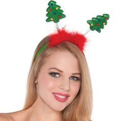 1cfe3a48b35c9 Christmas Tree Head Bopper. Elves