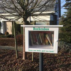 Liedekerke - Houtmarktstraat - Boekenbox