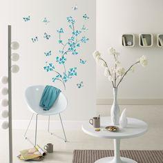 Collection : TRENDY STICKERS 2 / Esquisse #Stickers #decoration #sticker #interieur #papierpeint #Caselio www.caselio.fr