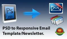 10 Quick Step For Creating Amazing #EmailNewsletters #webdesign