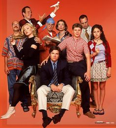 """Arrested Development. I always think of Gob and """"The Final Countdown"""" when I think of this show..."""