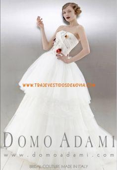 104118  Vestido de Novia  Domo Adami