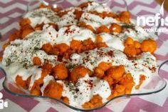 Domates Soslu Bulgurlu Köfte - Nefis Yemek Tarifleri