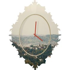Catherine McDonald Southern California Baroque Clock – DENY Designs #socal #cali #california #mansions #mansion #photography #losangeles #hollywood #photography