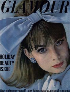 Glamour December 1962 JEAN SHRIMPTON