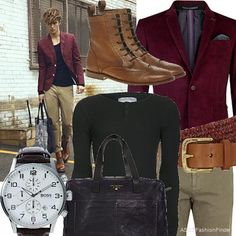 Simple. | Men's Outfit | ASOS Fashion Finder (made by me)