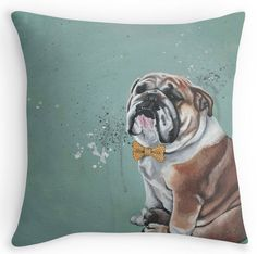 » 15 Cute and Comfy Animal Throw Pillows