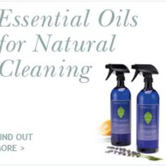 Natural cleaning solutions www.mygc.com/kcrimmins