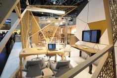 Euroshop Düsseldorf 2014 CEVIZOGLU MAGAZACILIK / SHOPLINE exhibit design