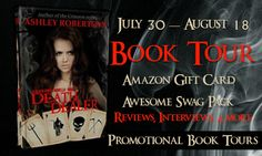 Book Tour w/ Giveaway!