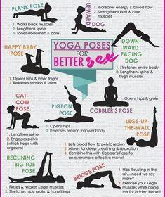 Yoga for better sex #yoga #tantric sex