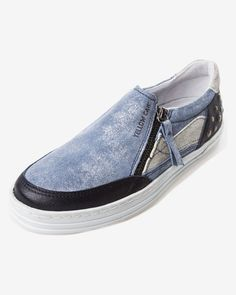 Femei teniși | Bibloo.ro Slip On, Sneakers, Shoes, Fashion, Tennis, Moda, Slippers, Zapatos, Shoes Outlet