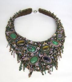 Necklace 'Garden'