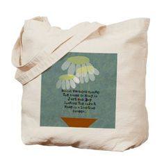 Social Worker Quote Tote Bag on CafePress.com