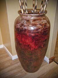 Legend Floor Vase