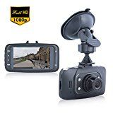 "#10: Lecmal GS8000 DVR Recorder / HDMI Vehicle Camera Video Recorder camcorder Road / HD 1080P 2.7"" Car DVR / Night Vision DVR / Motion Detection DVR Recorder/ G-sensor Road Dash Cam Video -Black - stereos (http://amzn.to/2bJuIg3) video (http://amzn.to/2bK3YaB) speakers (http://amzn.to/2bZfMGS) accessories (http://amzn.to/2brKMAO) radar detectors (http://amzn.to/2bZfobC) GPS navigation (http://amzn.to/2bZeuMn)"