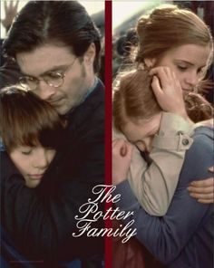The potter family The perfect family 😁 Harry Potter Dress, Harry Potter Necklace, Harry Potter Hermione Granger, Harry Potter Pin, Harry James Potter, Harry Potter Jokes, Harry Potter Characters, Harry Potter World, Harry And Hermione Fanfiction