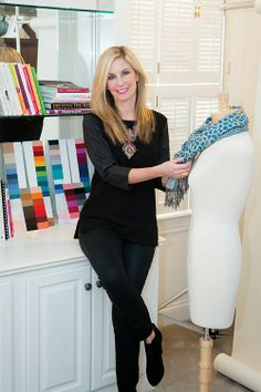 From a Wall Street banker to a stylist.... Tracy Varga tells #TodaysWoman her story!