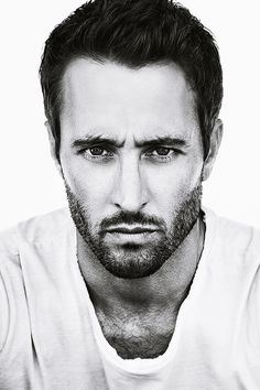 Alex O'Loughlin what can I say ... I wish I had watched Moonlight sooner!!