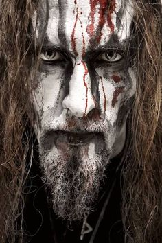 Gaahl by Gorgoroth