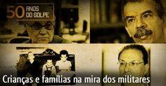 Como a ditadura sequestrou crianças e torturou famílias para obter delações