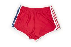 America shorts from Krass & Co and Serengetee $40