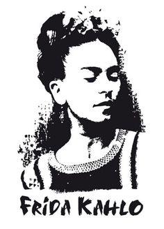frida kahlo pop art - Buscar con Google