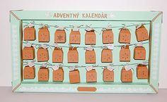 MonRoy / Rodinný adventný kalendár