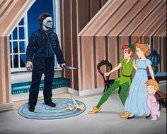 Los seres más oscuros del cine acechan a las Princesas Disney