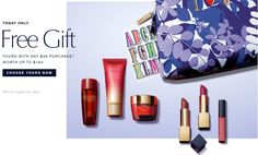 Estee Lauder gift with purchase - 7 pcs with $45 purchase