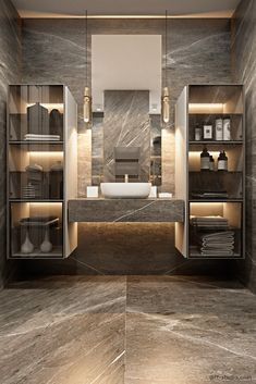 Modern Design and Living Come get amazed by the best bathroom lighting inspiration. See our luxury l
