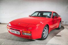 This is a very special car and the ultimate model incarnation of the 944. 1 of only 635 produced. Simply the best we've seen. Full details and additional photos to follow.... Registration: A 944 TBO Chassis Number: WP0ZZZ95ZJN101706 Engine Number: 47J01520 Number of cylinders: 4 CC: 2479 Year of Manufacture: 1988 Estimate (£): 35,000 - 40,000 To Be Auctioned
