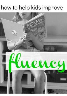 Easy, low-stress ways to help kids improve their fluent reading   teachmama.com