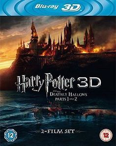 Harry #potter and the deathly hallows #parts 1 and 2 #(blu-ray 3d) new & sealed,  View more on the LINK: http://www.zeppy.io/product/gb/2/262444867968/