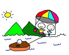 Parasailing in St Thomas Parasailing, St Thomas, British Columbia, Vancouver, Caribbean, Snoopy, Fictional Characters, Hang Gliding