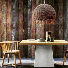 #Nice #Gervasoni composition with #table and #chair from the #inout collection. #designspiration #designlovers #design #designinspo #inspiration #outdoor #indoor #wood #ceramic #white #lamp #pending #home #homestyling #homedecor #homeinspo #homeideas #roomforinspiration #roomdecor #class #classy #raw #shabbychic