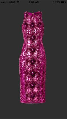 Beaded dress #hmbalmaination